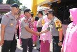 Kapolda Sulteng ingatkan personel tingkatkan kinerja jaga Kamtibmas
