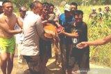 Korban tenggelam di Sungai Musi ditemukan  meninggal dunia