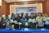 Lanal Dumai gagalkan penyelundupan 15 kg sabu ke Malaysia, pelaku kabur