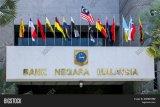 Bank sentral Malaysia putuskan suku bunga acuan tiga persen