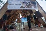 Bantuan bangunan anti gempa