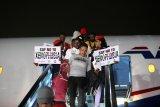 189 orang warga negara Nigeria diungsikan dari Afrika Selatan
