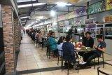 Dua sentra wisata kuliner di Surabaya terapkan kasir tunggal