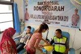 Polres bantu penuhi kebutuhan darah di Bartim