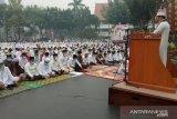 Kualitas udara Pekanbaru memasuki indeks tidak sehat