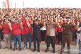 275 Calon hukum tua deklarasikan Pilhut damai