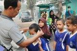 Anak-anak paling rentan terserang ISPA