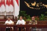 Presiden Jokowi tolak empat usulan DPR dalam RUU KPK