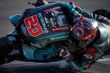Quartararo cetak waktu tercepat di FP1 GP San Marino