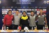 Indonesia waspadai China di kualifikasi Piala AFC U-16 2020