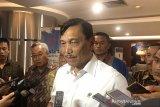 Luhut: wacana koalisi dengan Gerindra demi kepentingan bangsa