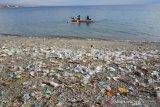 Kantongan kresek dominasi sampah plastik di Kota Palu