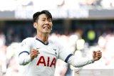 Tottenham cukur Crystal Palace empat gol