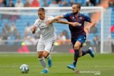 Real Madrid menang 3-2 atas Levante di laga debut Hazard