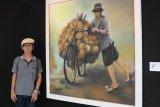 Festival seni multatuli tampilkan lukisan perjuangan petani kelapa