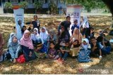 KPAJ Makassar  galang dana kemanusiaan untuk rumah belajar
