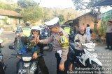 Polres Gunung Kidul:  ada 8.096 pelanggaran selama Operasi Patuh 2019