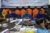 BNN Sulteng ringkus bandar dan pengedar narkoba di Tatanga