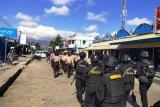 Polres Jayawijaya gelar patroli rutin di Kota Wamena