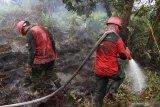 Tanggulangi karhutla Riau, 5.809 personel disiagakan