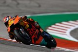 KTM petik hasil positif di Misano, Espargaro start di barisan terdepan