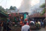 Polisi benarkan dua warga tewas dalam musibah kebakaran