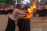 Pelajar Temanggung ikuti sosialisasi pencegahan kebakaran