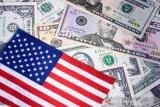 Para pedagang mencerna sejumlah data ekonomi terbaru, dolar AS melemah