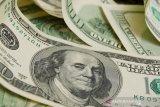 Dolar AS melemah jelang keputusan suku bunga Fed