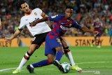 Resmi jadi warga negara Spanyol, Ansu Fati bisa bela timnas Spanyol
