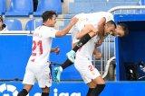 Sevilla kalahkan Alaves menuju puncak klasemen Liga Spanyol