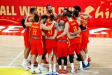Spanyol juara Piala Dunia Basket 2019