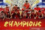 Spanyol samai rekor Brasil dan Serbia di Piala Dunia FIBA