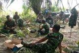 Karhutla Riau - Begini kisah prajurit padamkan Karhutla di Inhil