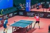 Tim tenis meja putra dan putri Indonesia telan kalah di laga pembuka grup