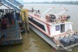 Pelayaran di Sungai Kayan sempat normal