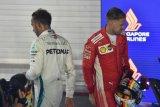 F1 Singapura terancam batal akibat kabut asap Indonesia