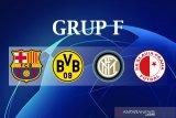 Grup F Liga Champion, tiga raksasa perebutkan dua tiket fase gugur