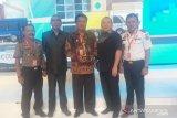 Bupati Sangihe terima penghargaan Wahana Tata Nugraha 2019