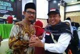453 haji asal tiga kabupaten kloter terakhir Debarkasi Makassar