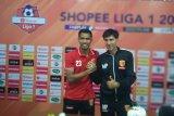 Pelatih Badak Lampung puas tahan imbang PSM
