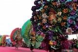 Malang Flower Carnival mempromosikan wisata Kota Malang