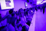 Pekan Mode London dibuka dengan peragaan busana publik