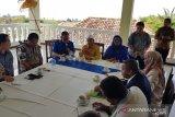 Bupati Lingga promosikan potensi daerah di pertemuan KOPEK