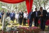 Xanana jelaskan alasan baru berziarah ke makam BJ Habibie