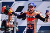 Hasil GP San Marino, Marc Marquez pupuskan harapan Fabio Quartararo