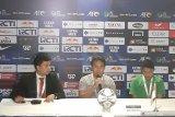 Bima Sakti akui pemainnya gugup jalani laga perdana saat melawan Filipina