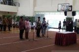 KPK lantik dua pejabat baru, Saut Situmorang tak hadir karena sudah mengundurkan diri