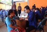 Warga Jayapura mengapresiasi pelayanan kesehatan gratis