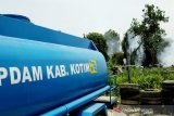 Sempat terkendala, Pemkab Kotim segera pasok air bersih ke lokasi kekeringan